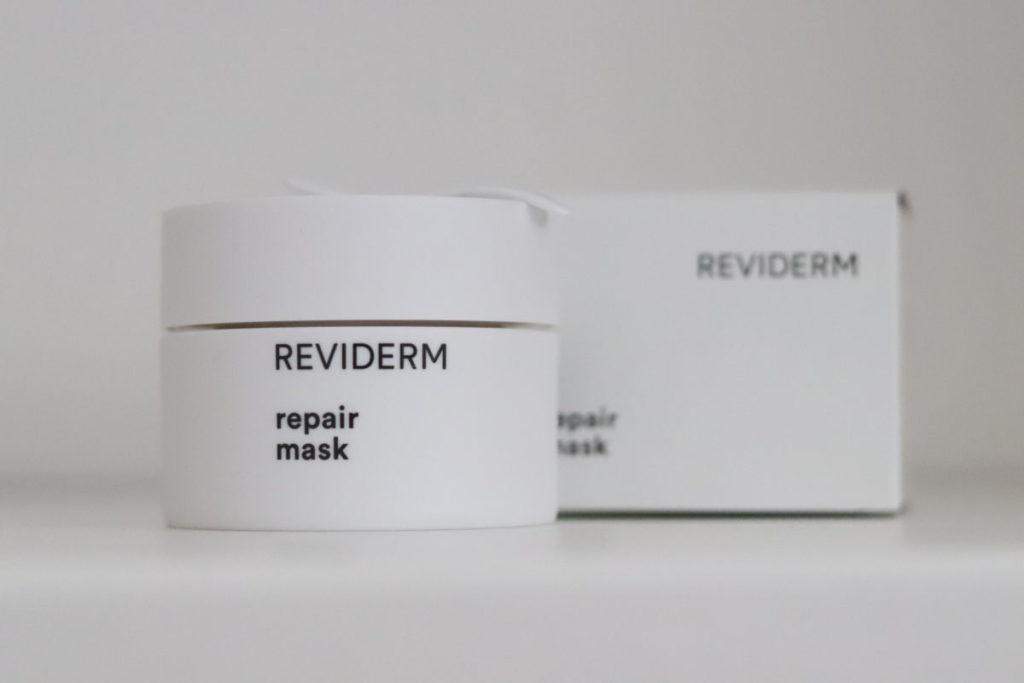 Reviderm repair mask » Beauty-Rebellin
